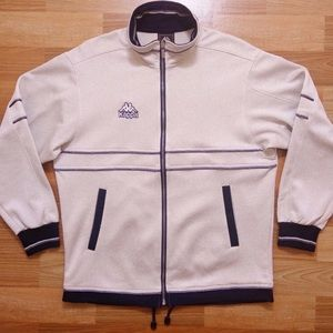Vintage made Japan 90's Kappa Training Jacket